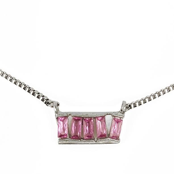 Baguette Collection - Necklace