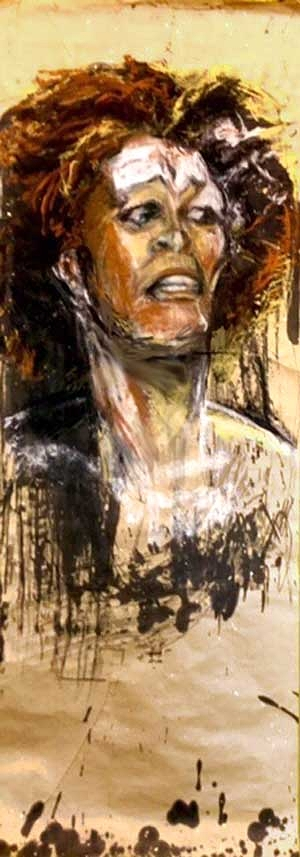 Antigone--Daughter of Oedipus, Resists Creon's Decree