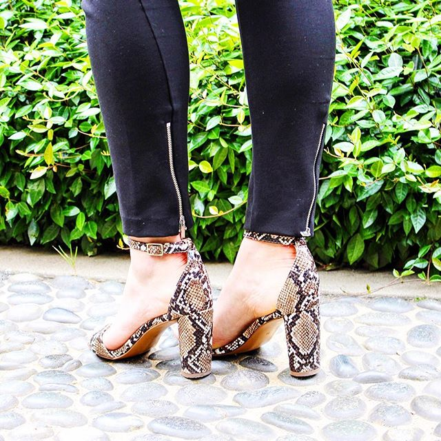 New in: some seriously sexy sandals.  #SOTD #shoeporn #wiwn