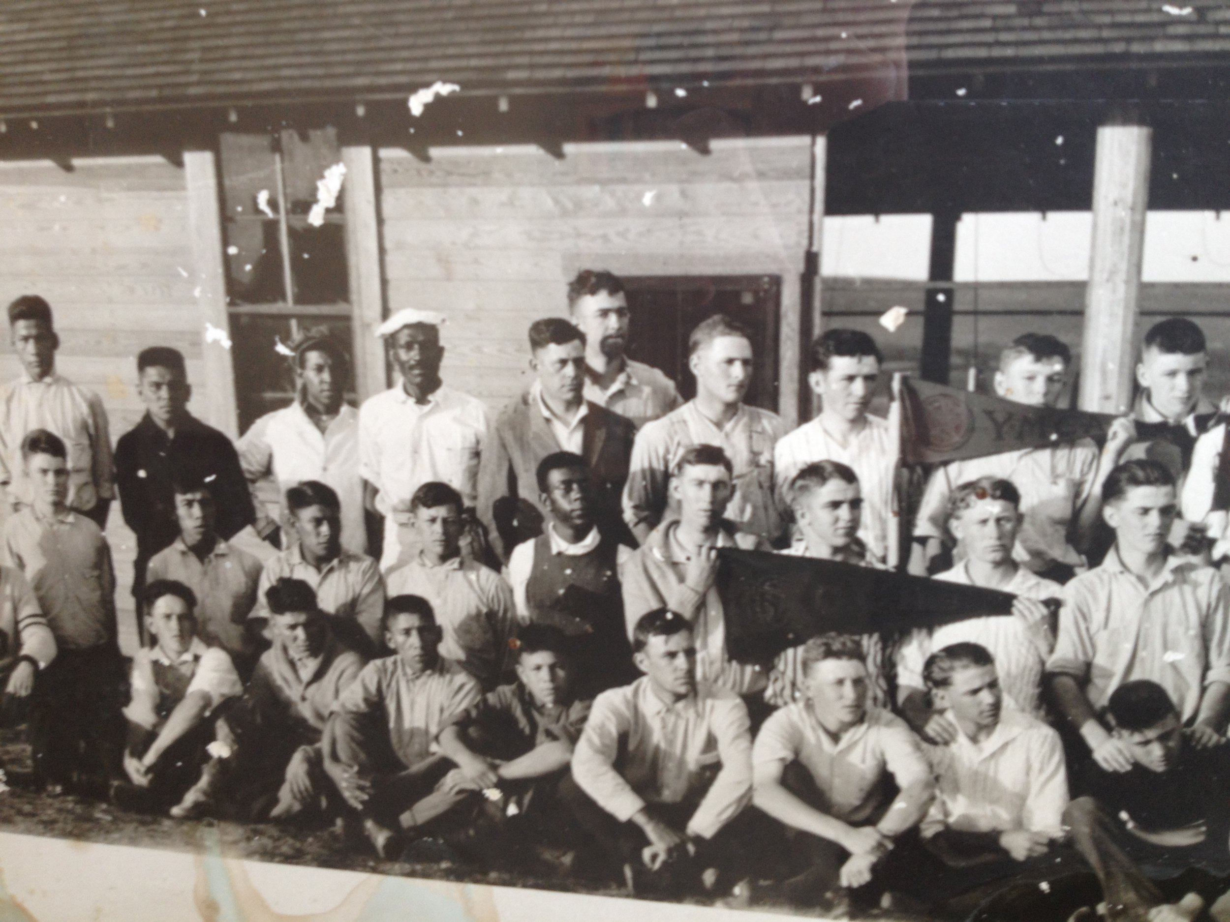 Diversity has been a part of Camp Wood YMCA's story since our very first summer camp session in 1916.