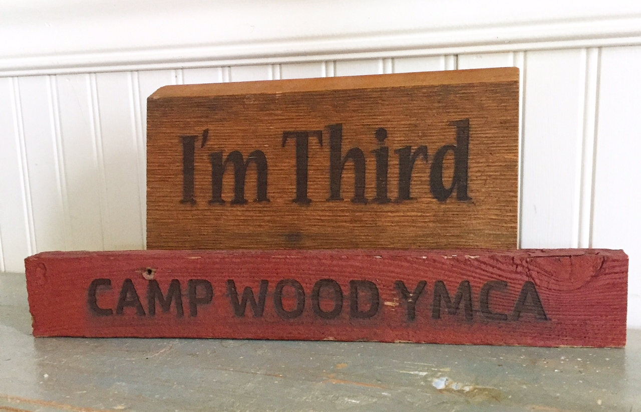 """""""I'm Third"""" has been a Camp Wood YMCA motto for decades."""