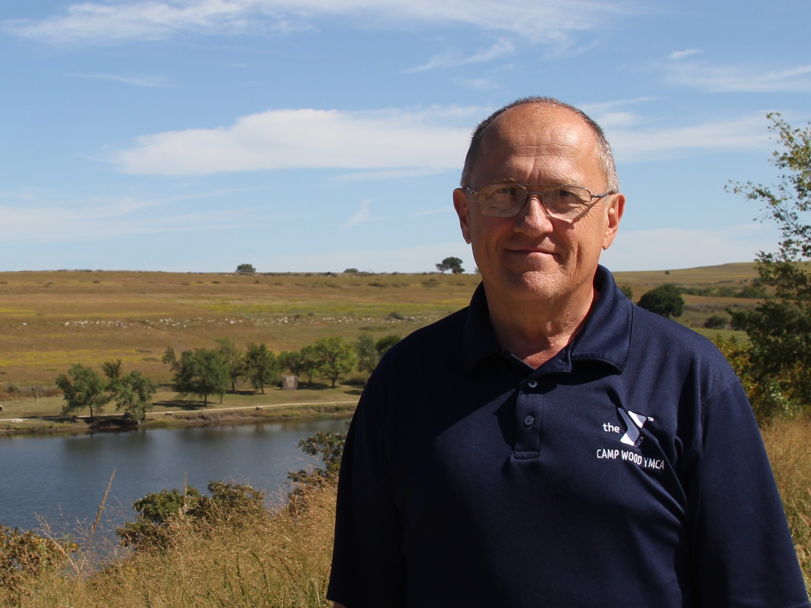 Executive Director, Ken Wold, has worked for 20 years to be a good steward of Camp Wood YMCA for current and future generations.