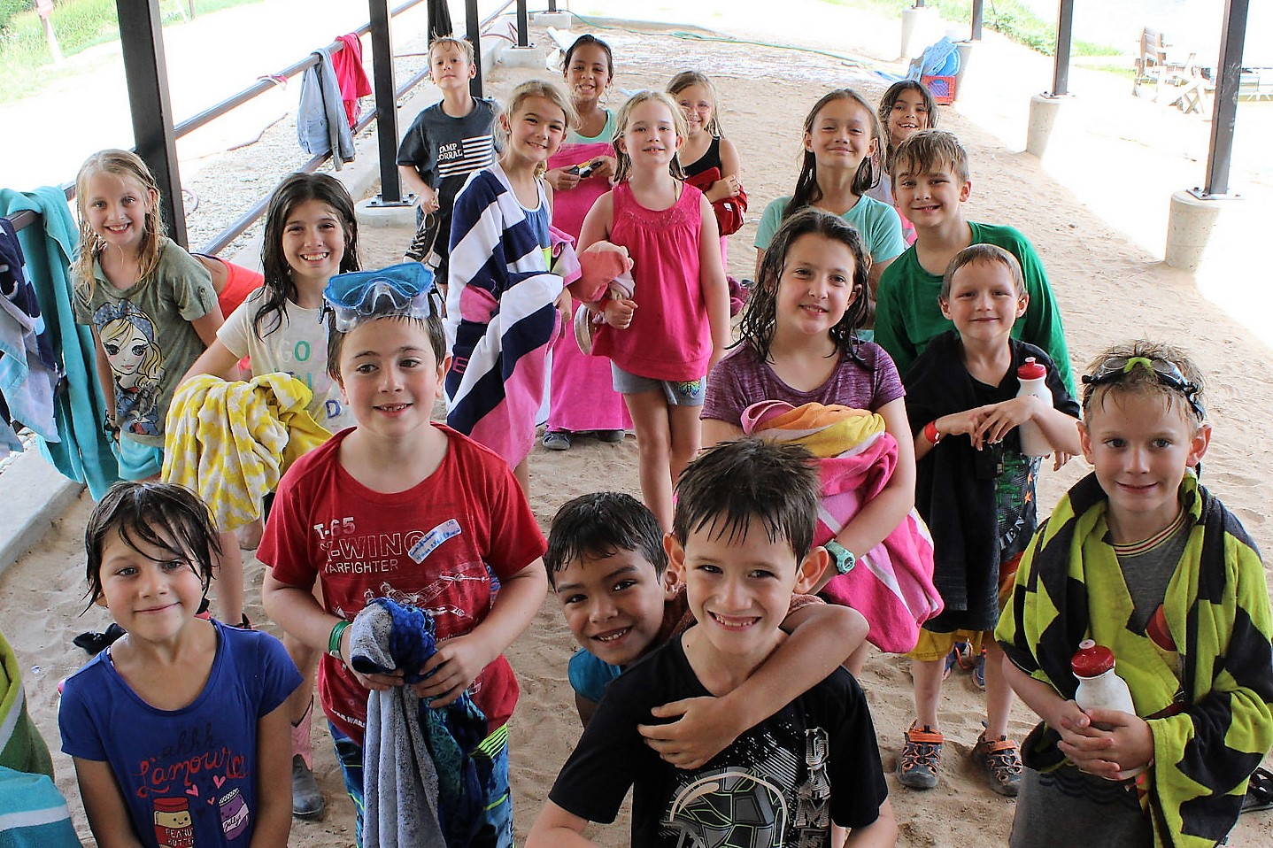Specialty Camps - New for 2018