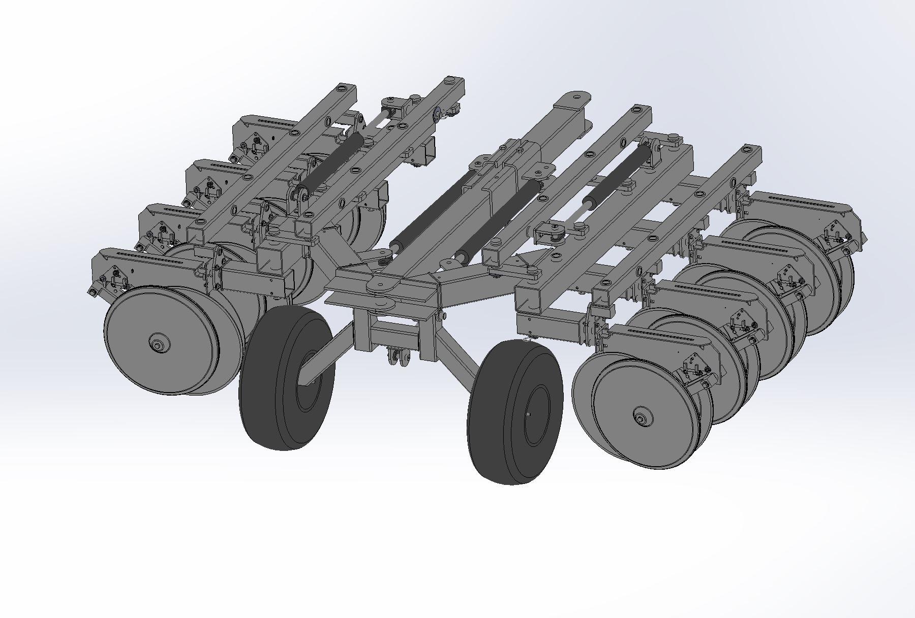 Folded into Transport Mode