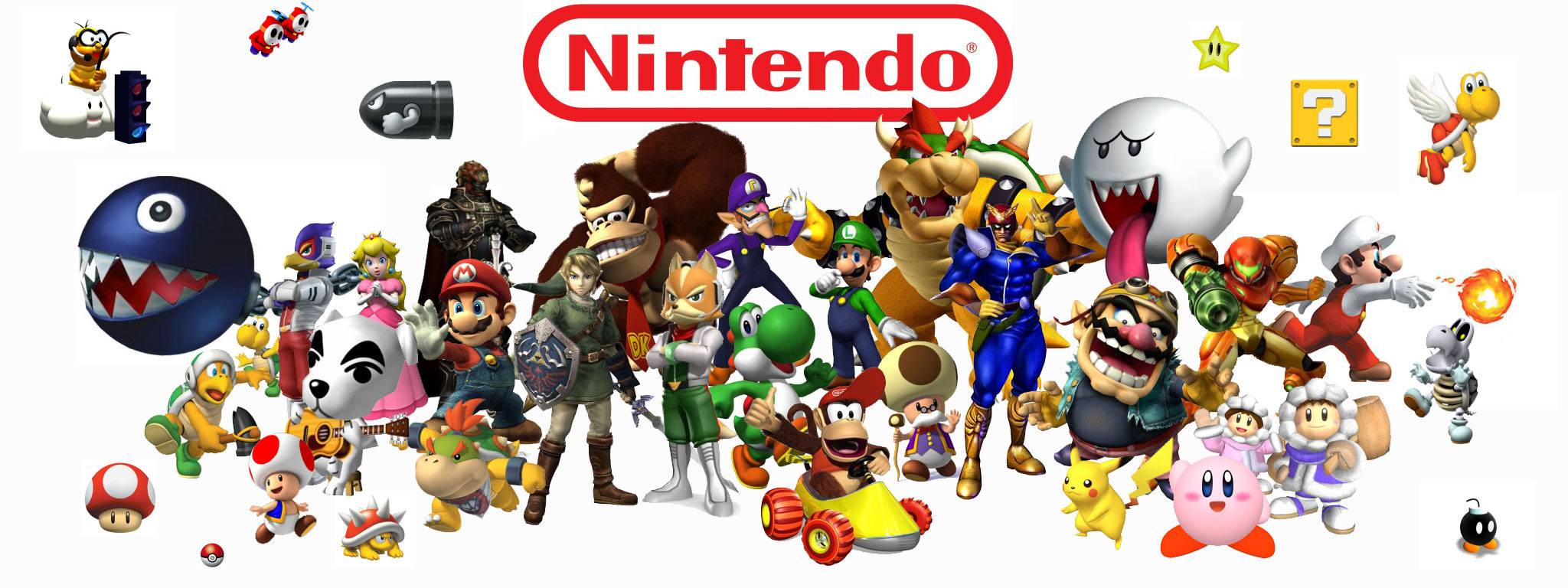 I chose this image because Waluigi is in it.
