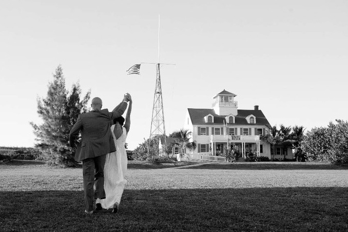 Peanut Island Boathouse Wedding Catering