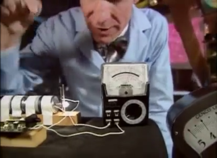 Bill Nye: Electricity
