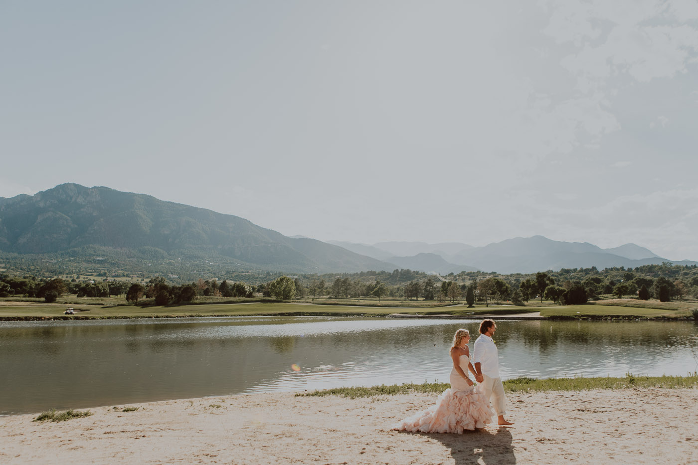 Mountain wedding in Denver, Colorado