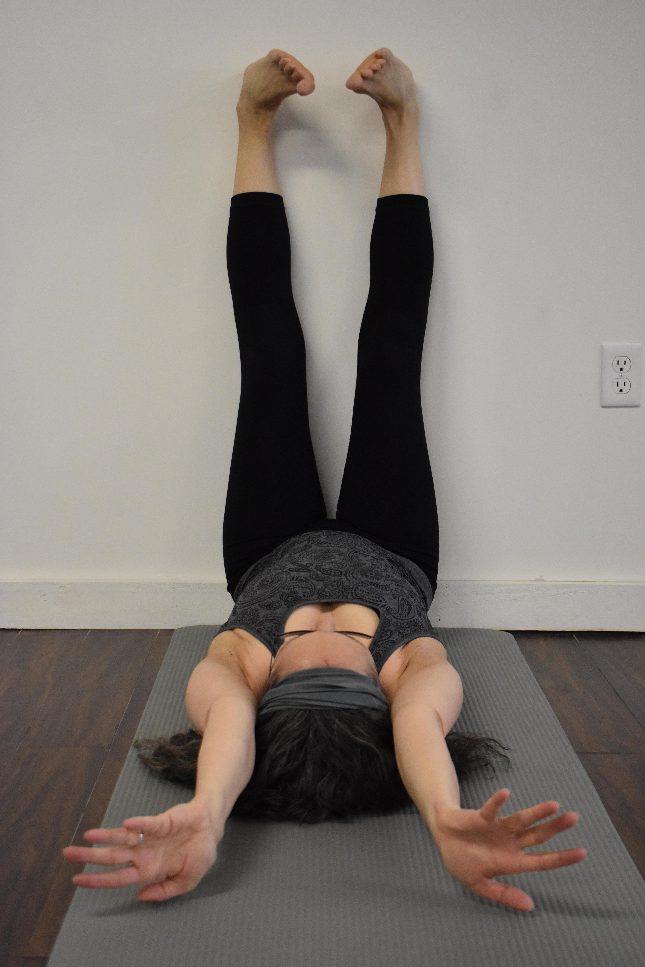 ELDOA with Manuela Soares at Amma Yoga in Kitchener-Waterloo