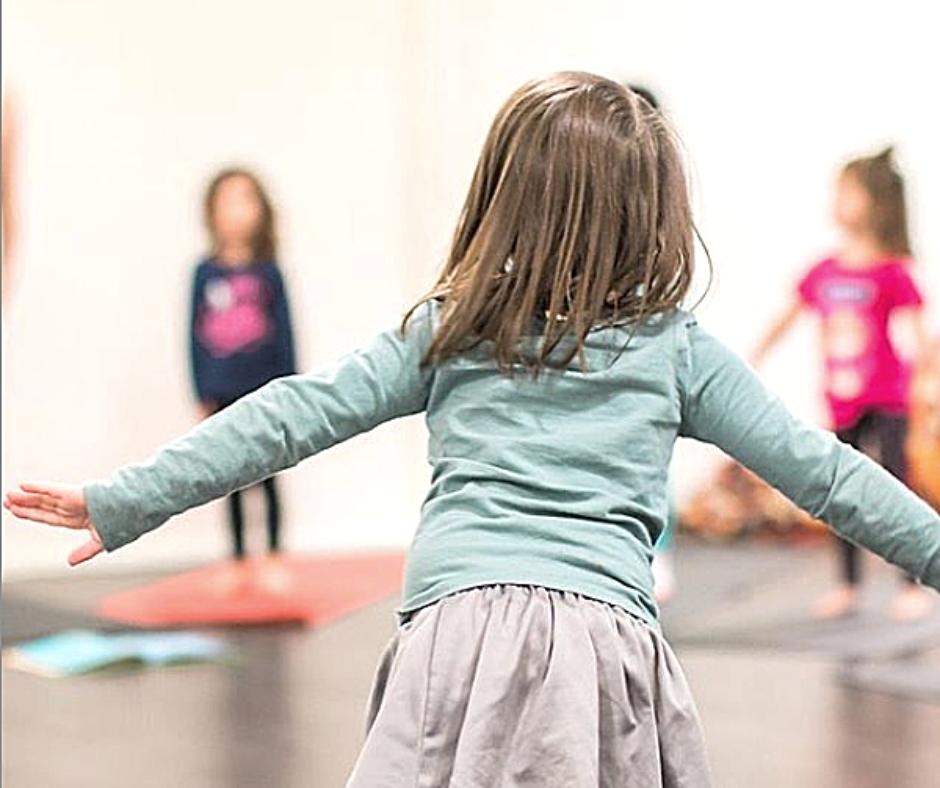 Kids Yoga -