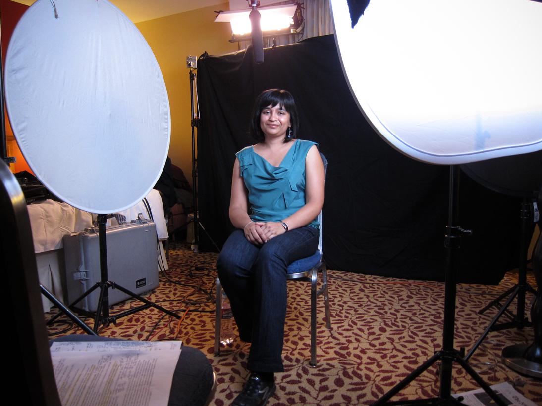 Nalini Singh Interview