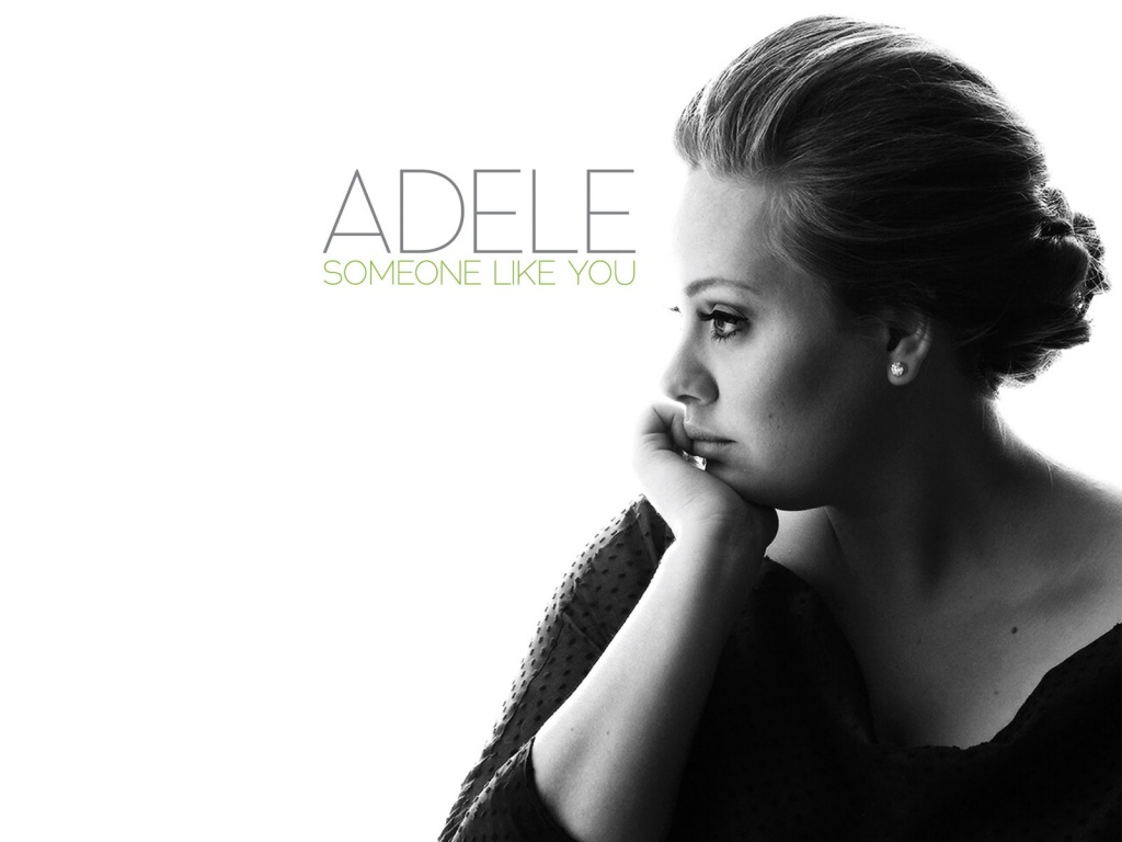 """Why do we love sad songs?   Listen to Adele's """"Someone Like You"""" here  . What kind of response do you have?"""