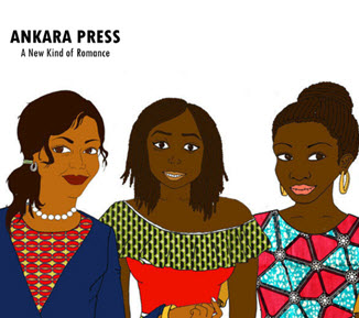 Ankara Press , an imprint of  Cassava Republic,  published a free, digital Valentine's Day anthology online in 2015