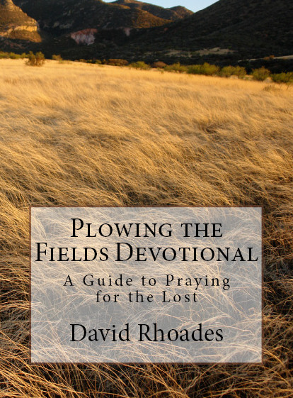 Plowing the Fields Devotional Cover