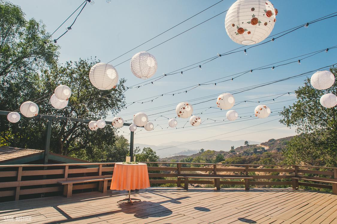 Angelus Mountain Center Wedding © Sage Justice Photo