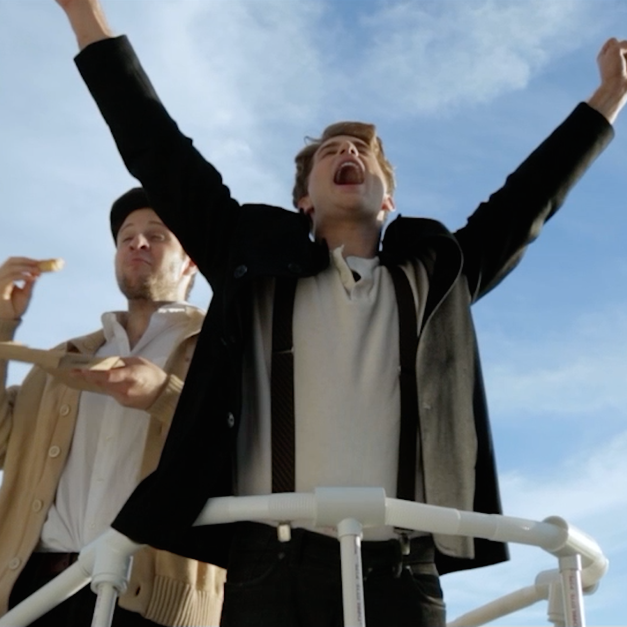 """CHEAP MOVIES - """"Cheap Titanic""""      The world's most iconic movies reimagined... very, very cheaply.      **Pilot episode coming soon**      Featuring Cameos from cast members of PITCH PERFECT and THE BOOK OF MORMON ON BROADWAY."""