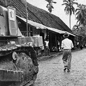 HDB bulldozers in 1964