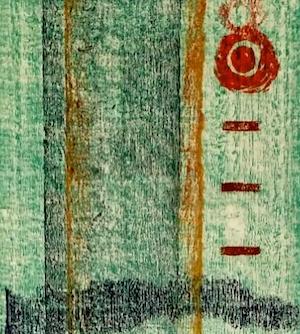 Detailfrom  Patterned Landscape , 1994