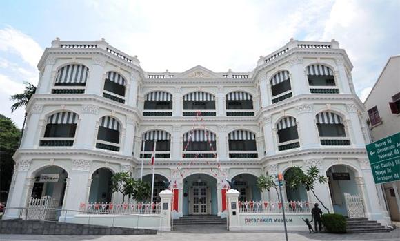 The Peranakan Museum - Singapore's best boutique museum!