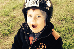 LUCA, 6, Folsom: a pint-sized daredevil thankful for his new liver