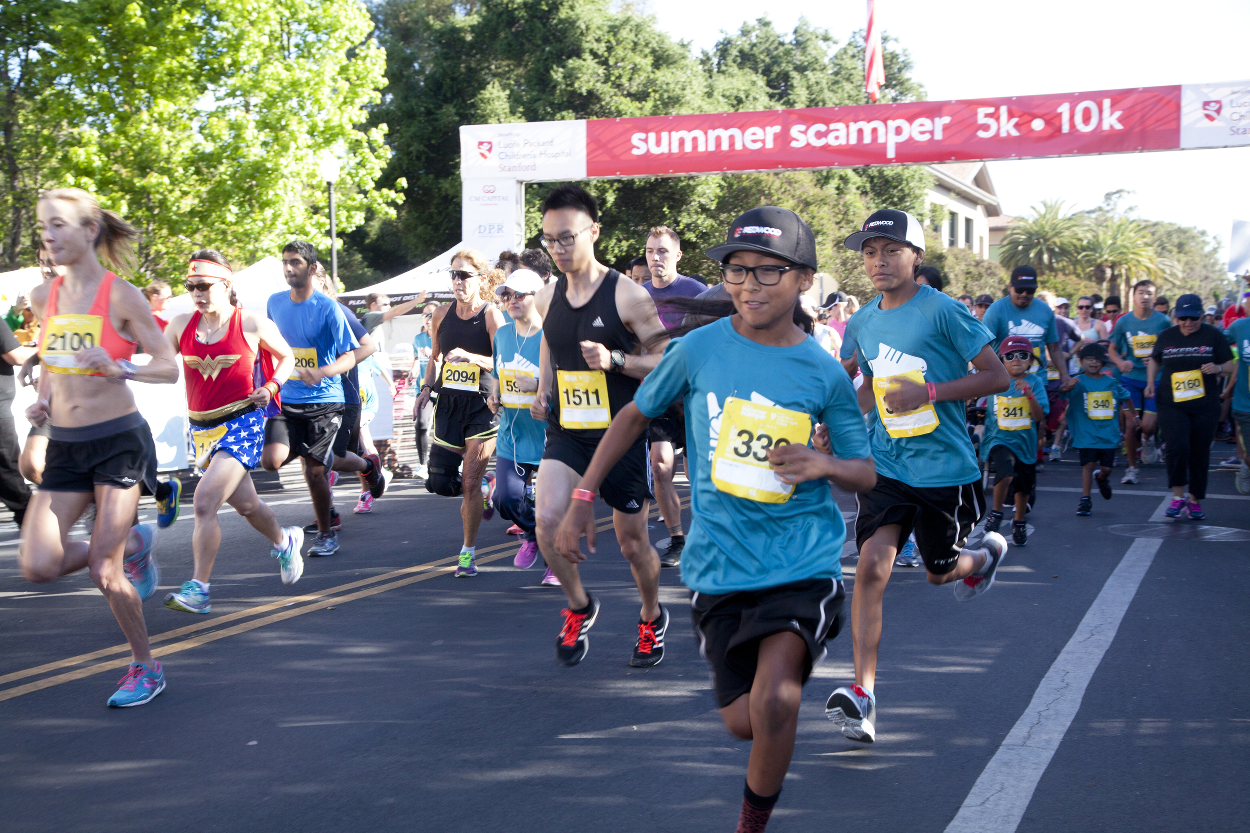 Click to  view and download all 5k, 10k Race Photos .
