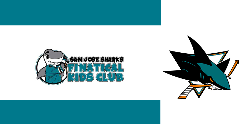 San Jose Sharks- Finatical Kids Club