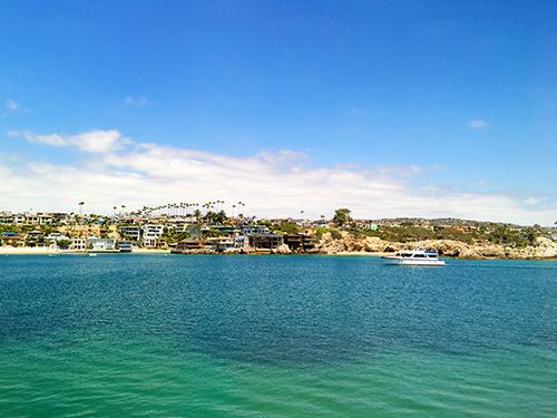 ここはバルボア半島の先端にあるWest Jetty View Park 水は透き通り、対岸にはリゾート施設のような住宅が並んでいます