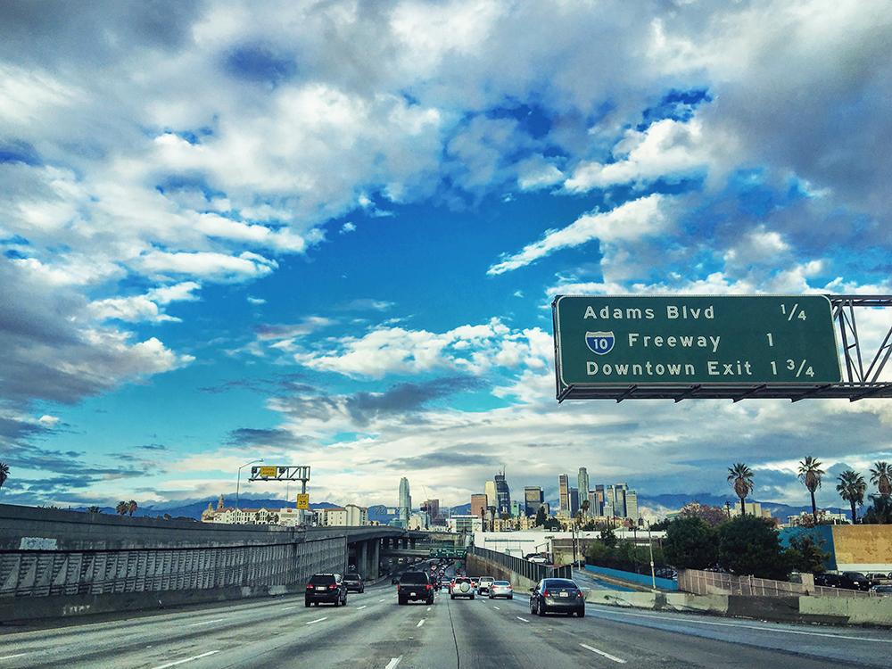 ロサンゼルス・フリーウェイ