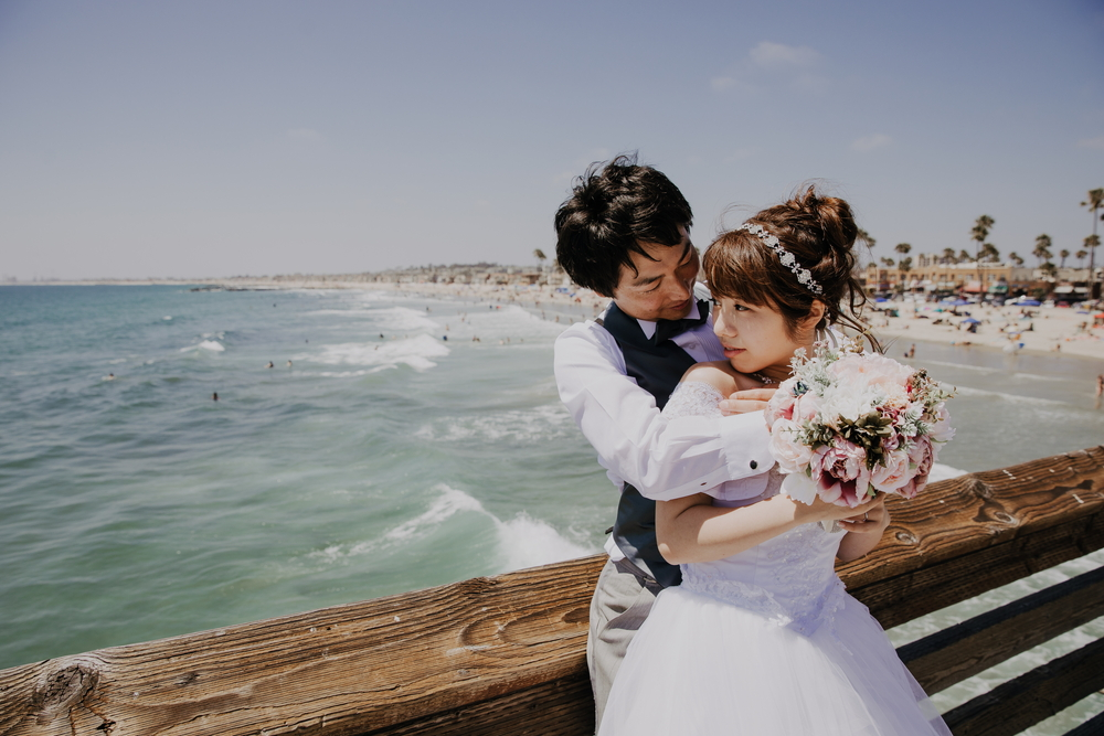 【Plan A】 Location Wedding/ Engagement Photo Session    $875 *$250 per additional location