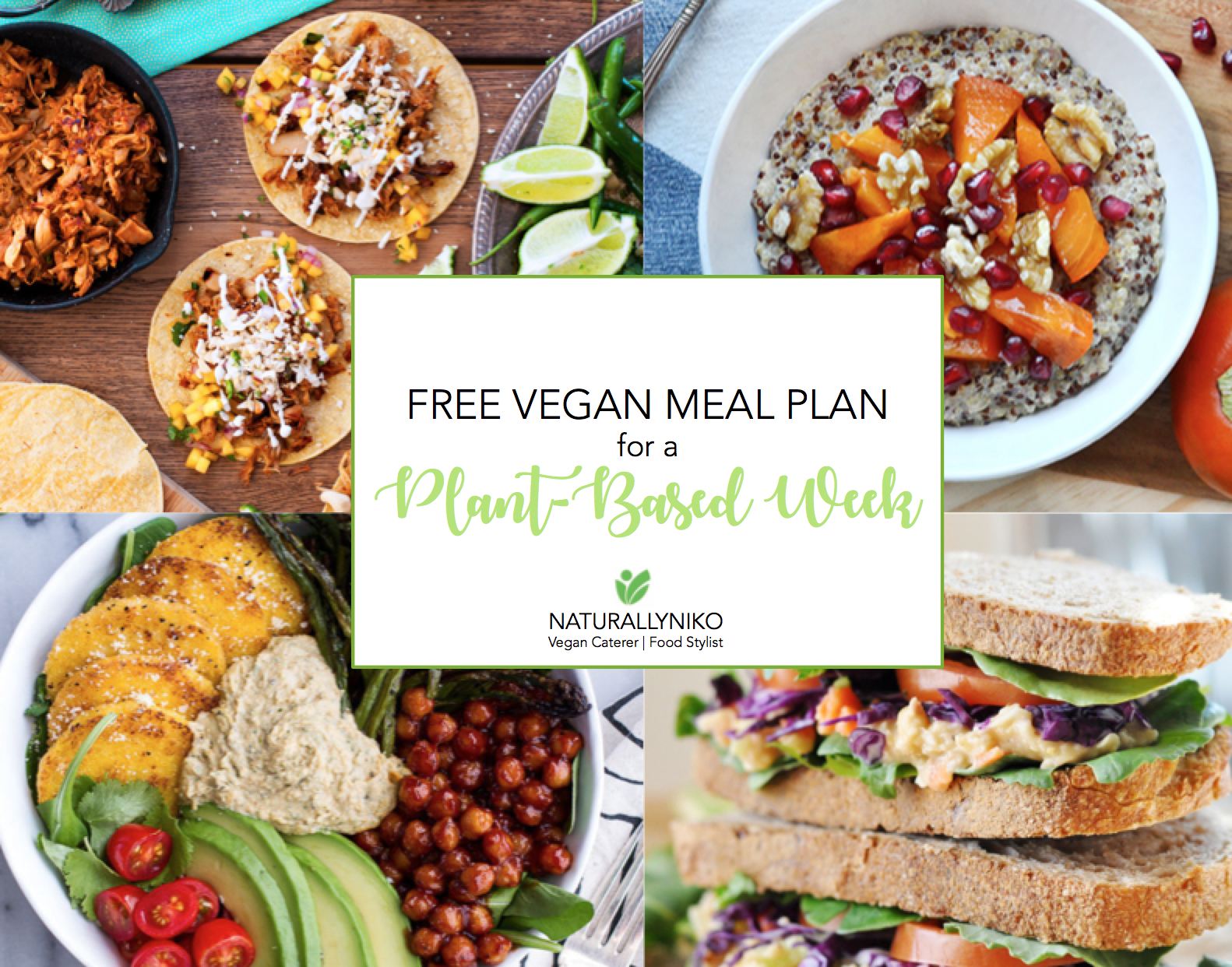 Naturally Niko Vegan Meal Plan Page 1.png