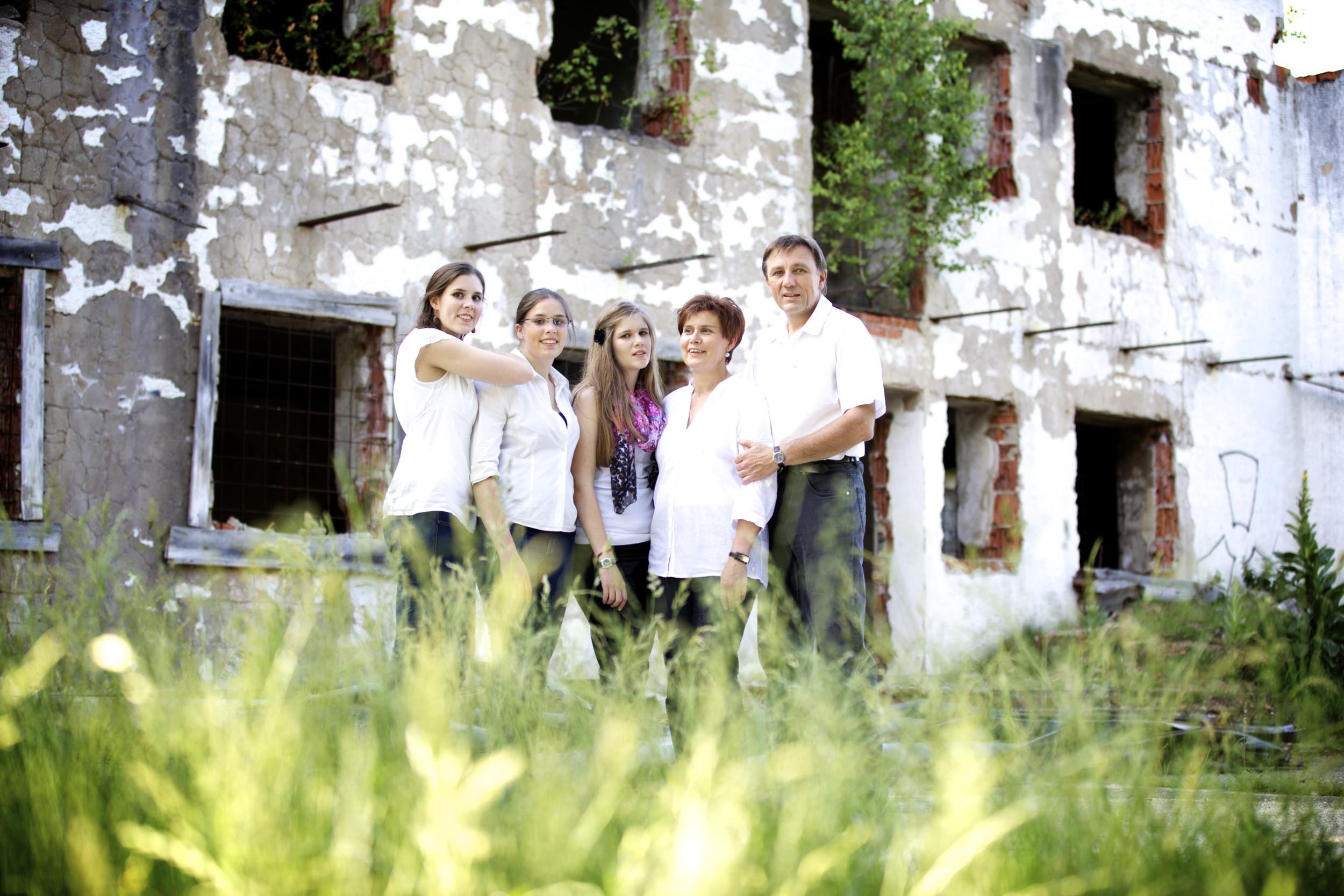Familienfotos in Landshut