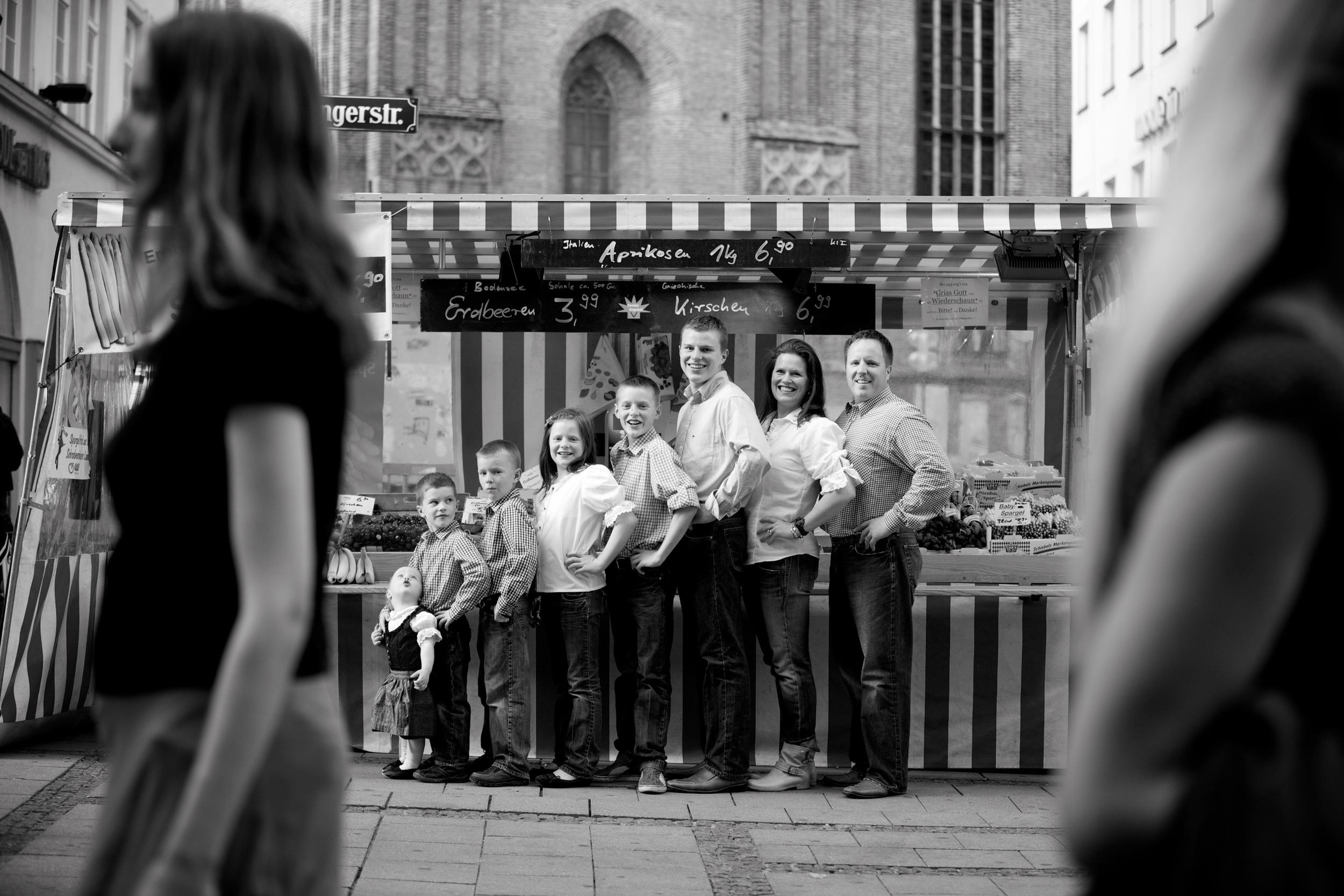Familienfotografie in Landshut und Hof