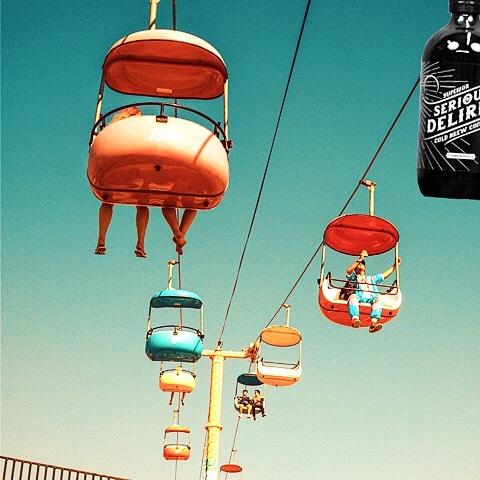 Going, Going, Gondola.