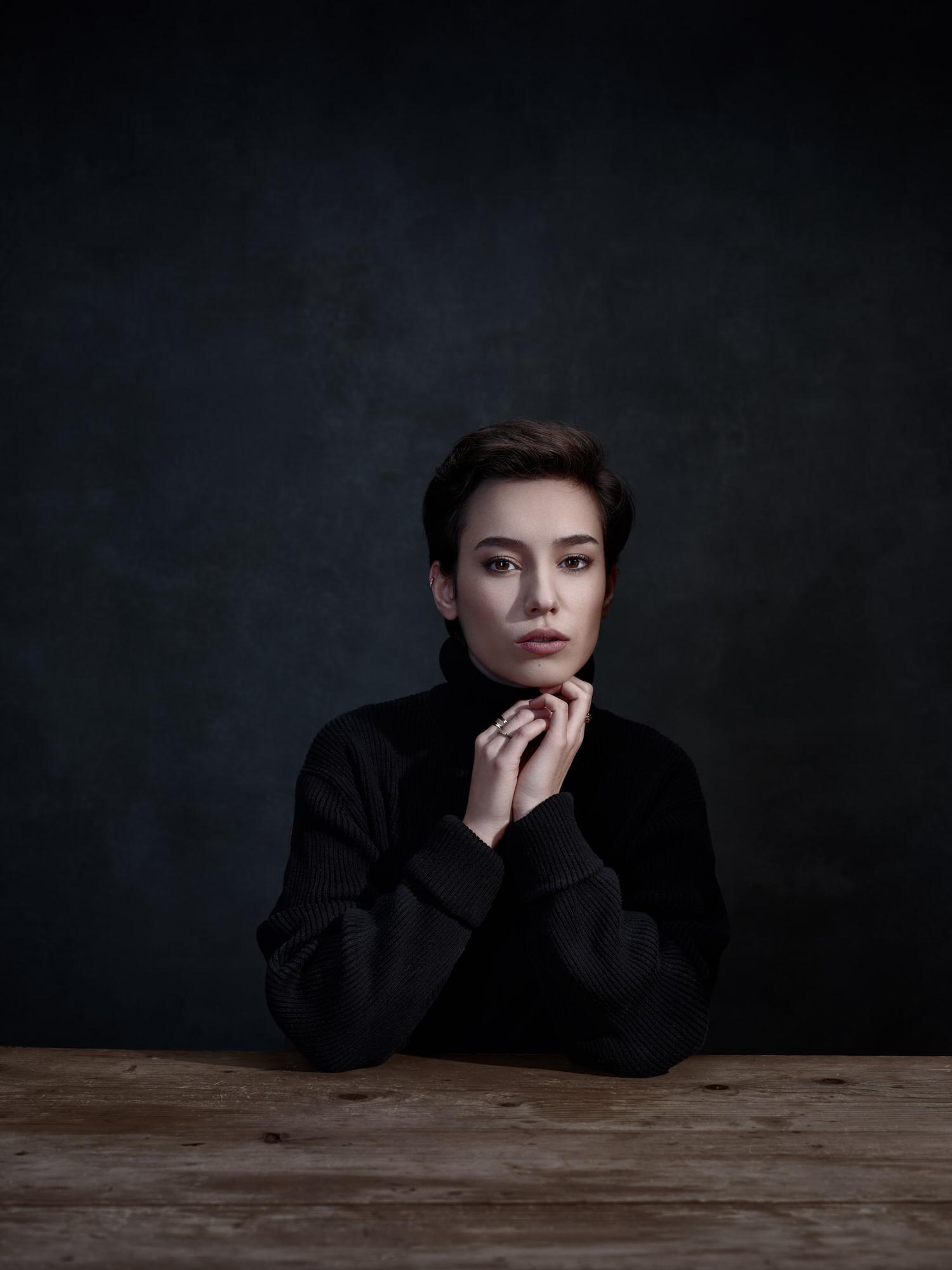 Marine Simon / Portrait -