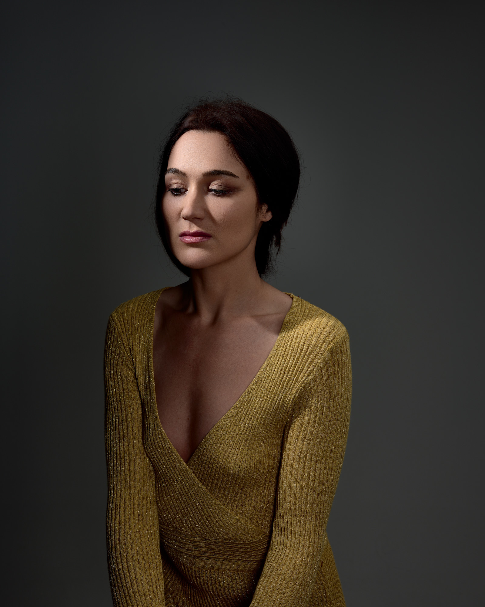 Céline Ricaud / Série Portraits -