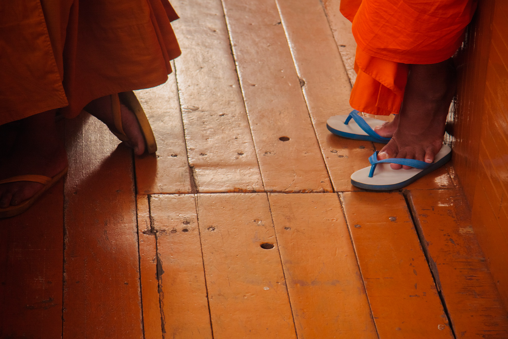 Monks Feet
