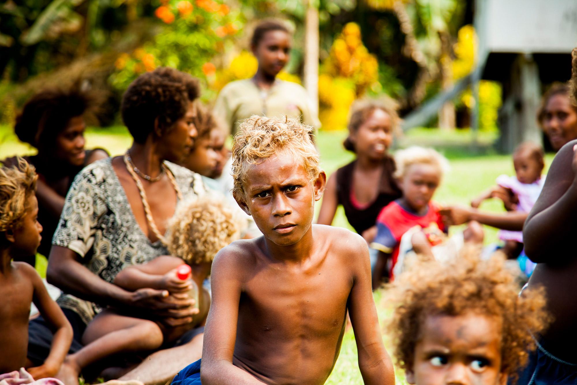 Roroni Village Solomon Islands