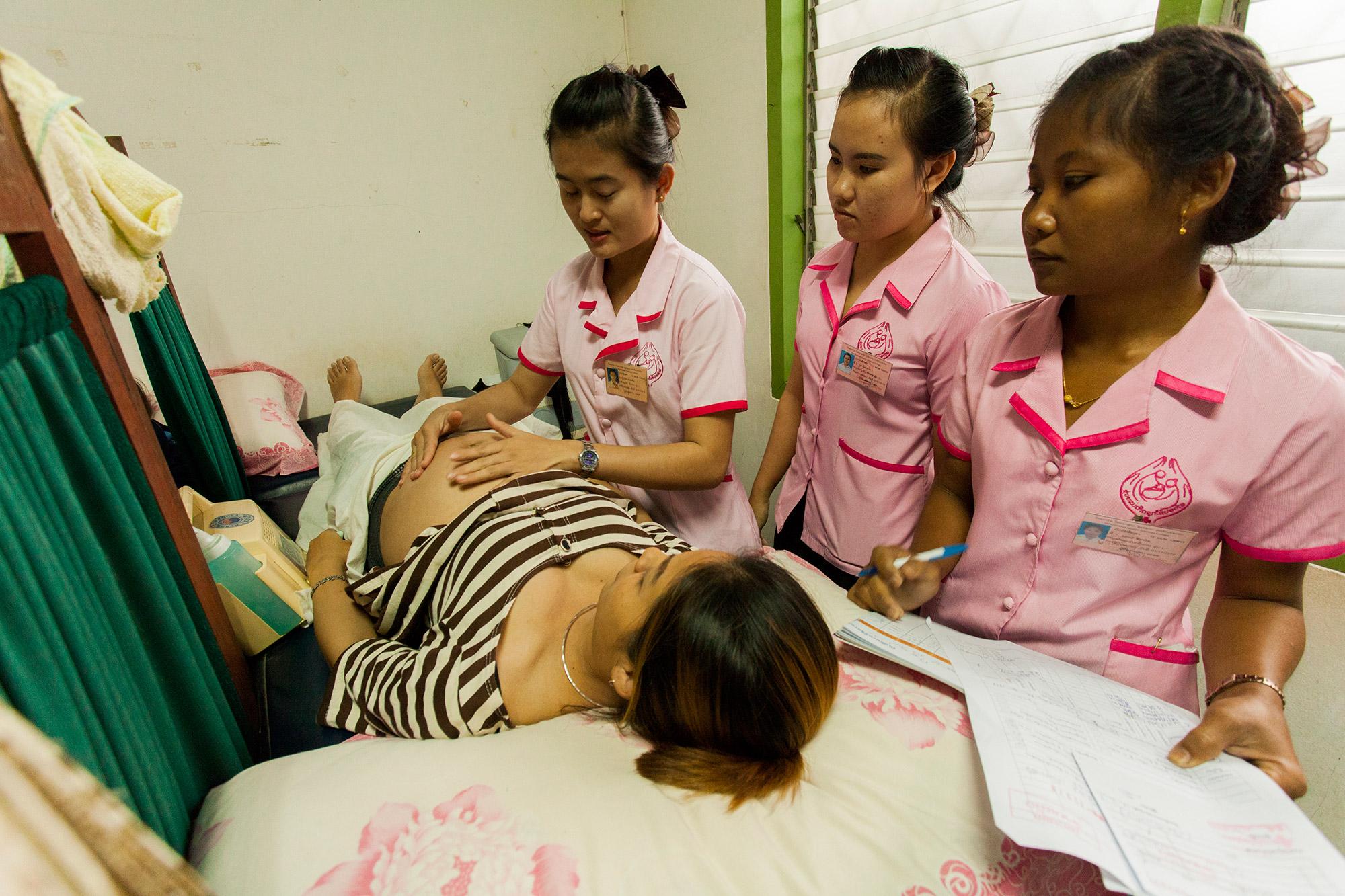 Neonatal and Maternal Health