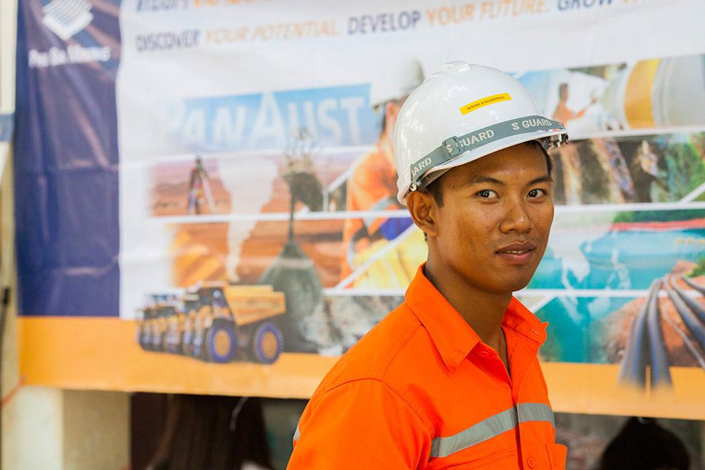 GIZ Job Fair - Pan Aust