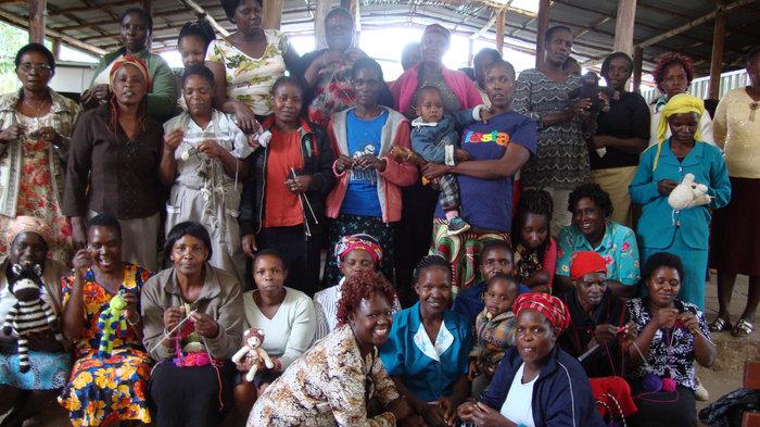 The Kenana Knitters