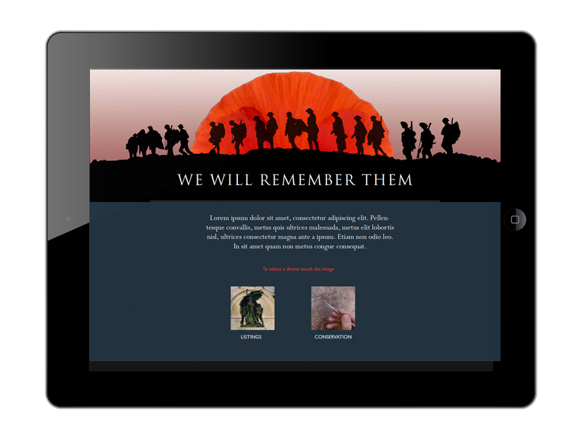 We Will Remember | English Heritage