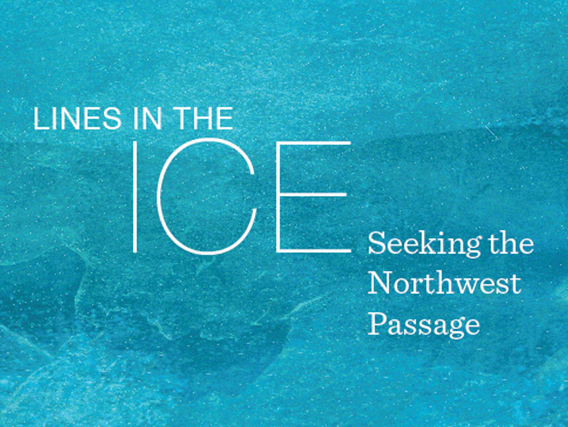 Linesin the Ice | British Library