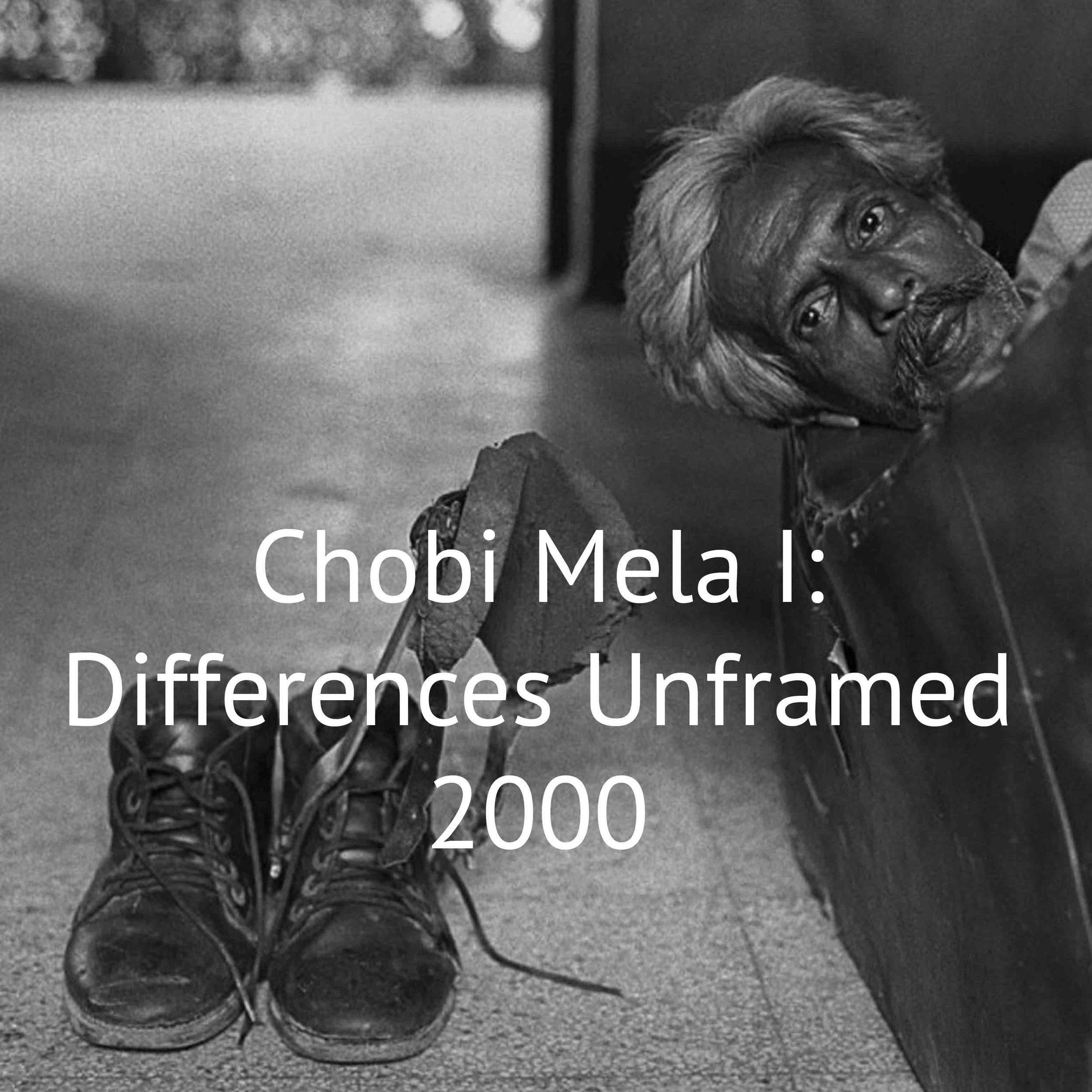 Chobi Mela I: Differences Unframed