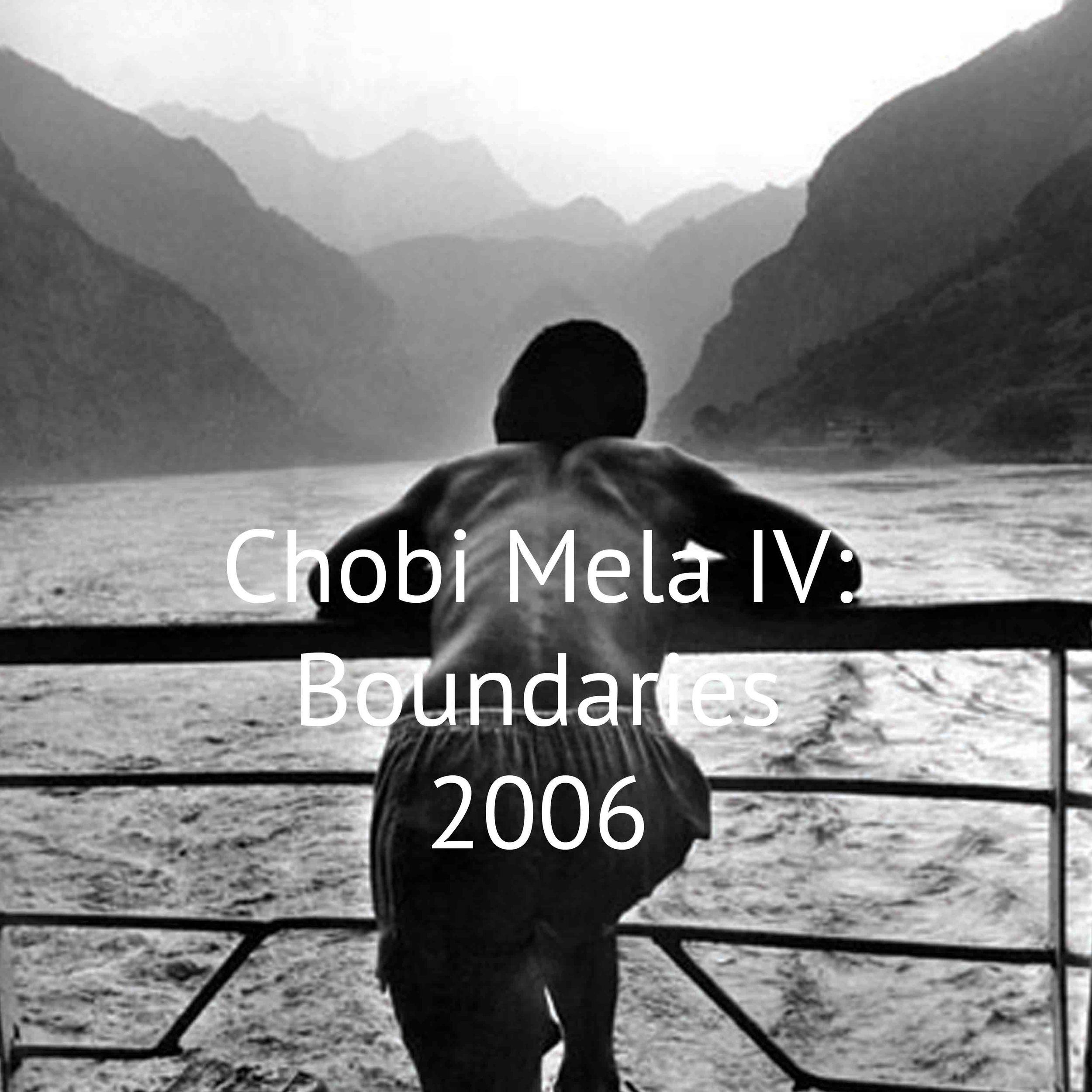 Chobi Mela IV: Boundaries