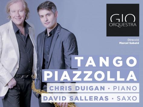 Spain tour with GIOrquestra Tour & David Salleras - April 2017 - INDIGO in rehearsal (below)
