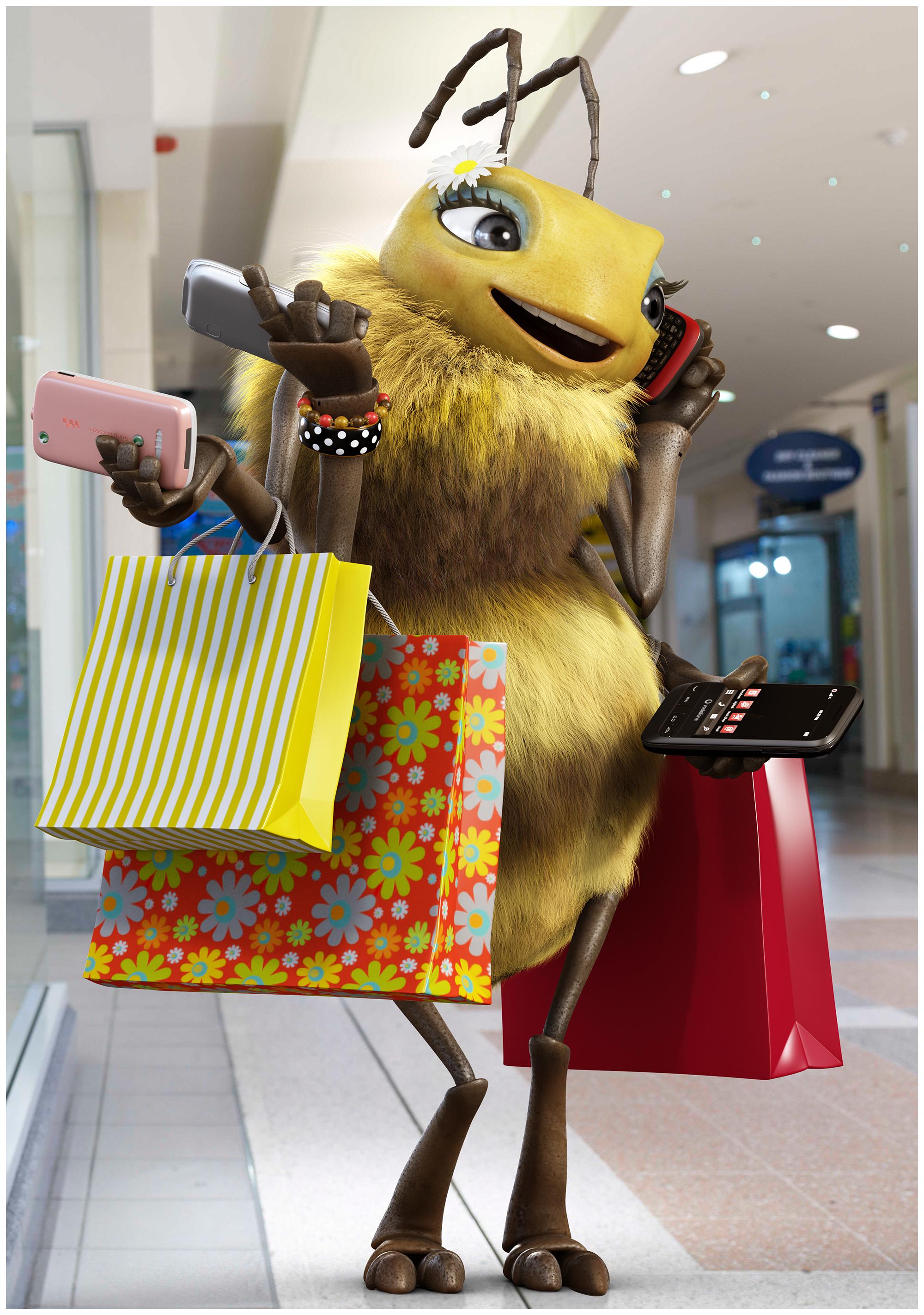 Bild till Vodafone UK annons