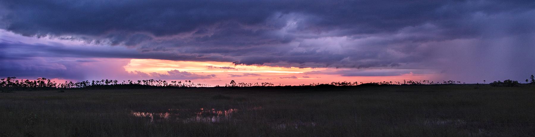 Mahogany Hammock Road Sunset 01.jpg