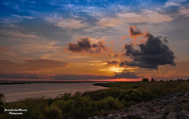 Sunset - Zeida Cecilia-Mendez