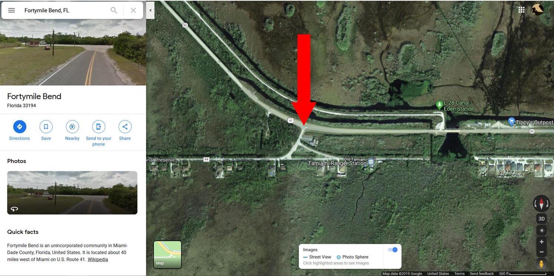 Google Street Map