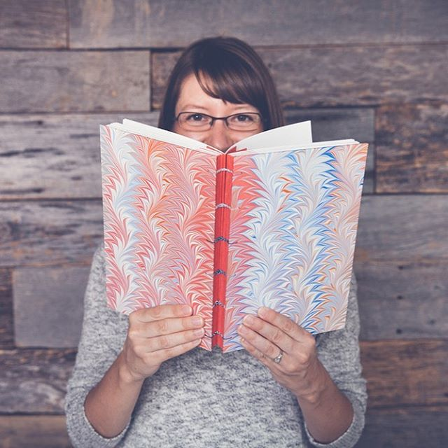I'm doing a takeover of the @watkinscommunityeducation Instagram account today. Pop over and take a look at my posts and stories throughout the day to learn more about me, my handmade books, and the classes I'll be teaching this fall. ⁠⠀ . . . . #bookarts #bookbinding #bookartist #bookbinder #papermarbling #marbledpaper #marbling #artstudio #papercraft #paperart #nashvilletn #handmadeinnashville #bookarts #nashvilleartist #marblingpaper #makersgonnamake #decorativepaper #watkinscollege #watkinscommunityeducation #linenlaidfelt #artworkshop #artclass #communityeducation #nashvilleart #madeintennessee #inthestudio⁠